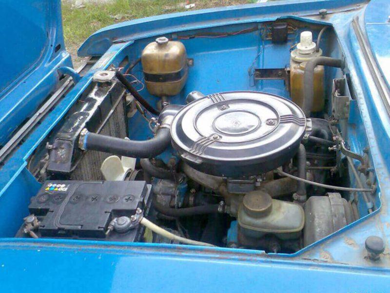 Moskvic-2140 engine