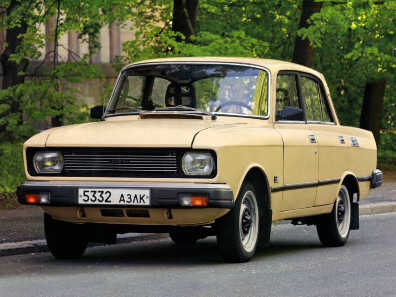 Photo of car Moskvich-2140