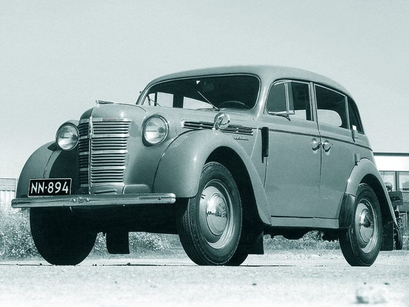 Photo of car Moskvich-400