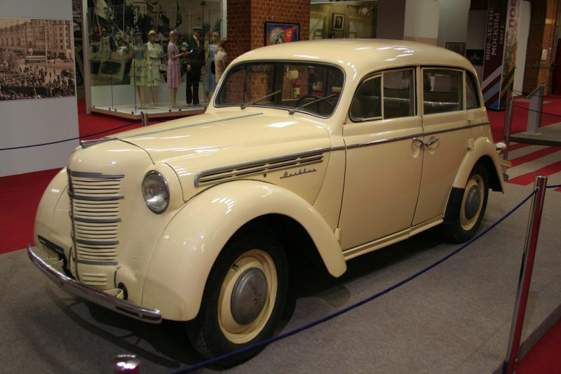 Moskvich-400 of 1946