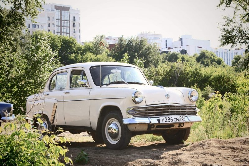 Photo of car Moskvich-403
