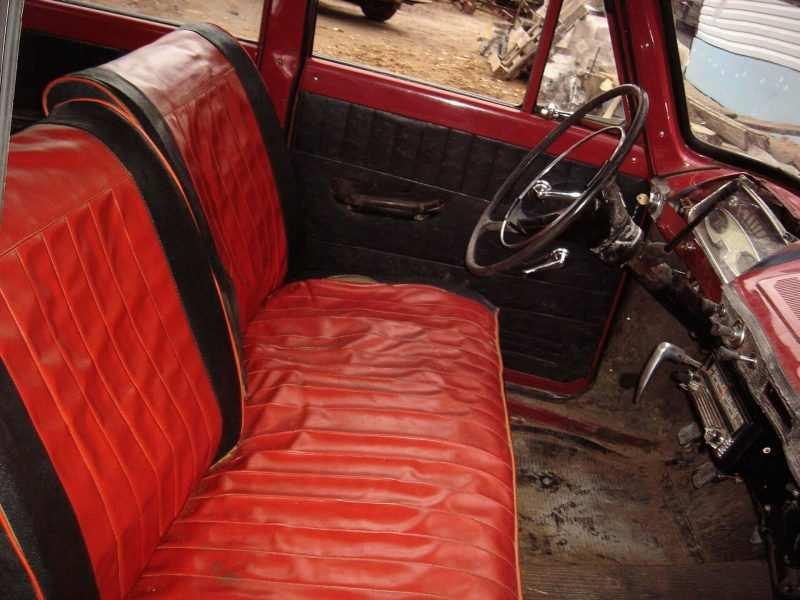 Original sofa seat