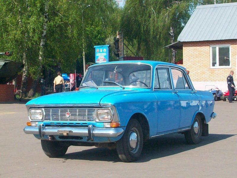 Auto Moskvich-408