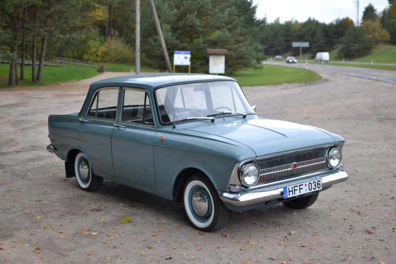 Photo of car Moskvich-408
