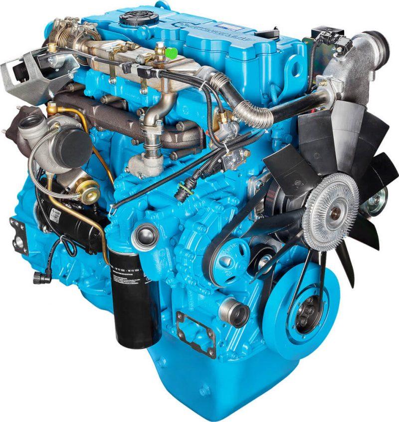 YaMZ-5344 engine