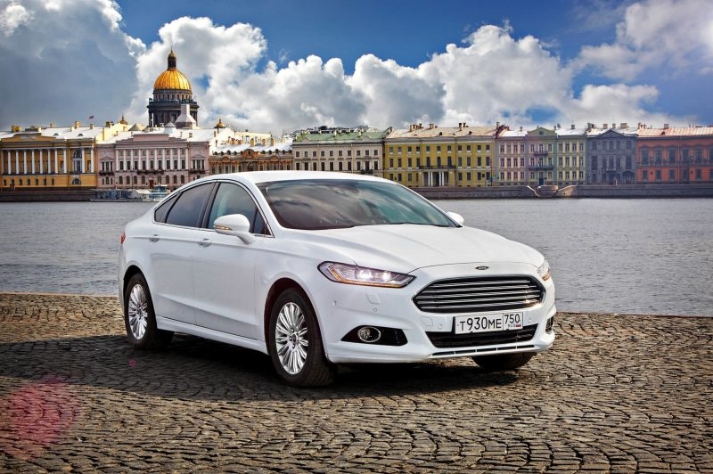 Ford Mondeo: arguments for choice