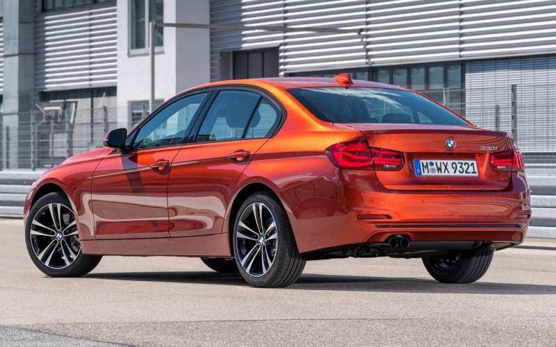 BMW 3 Shadow Edition
