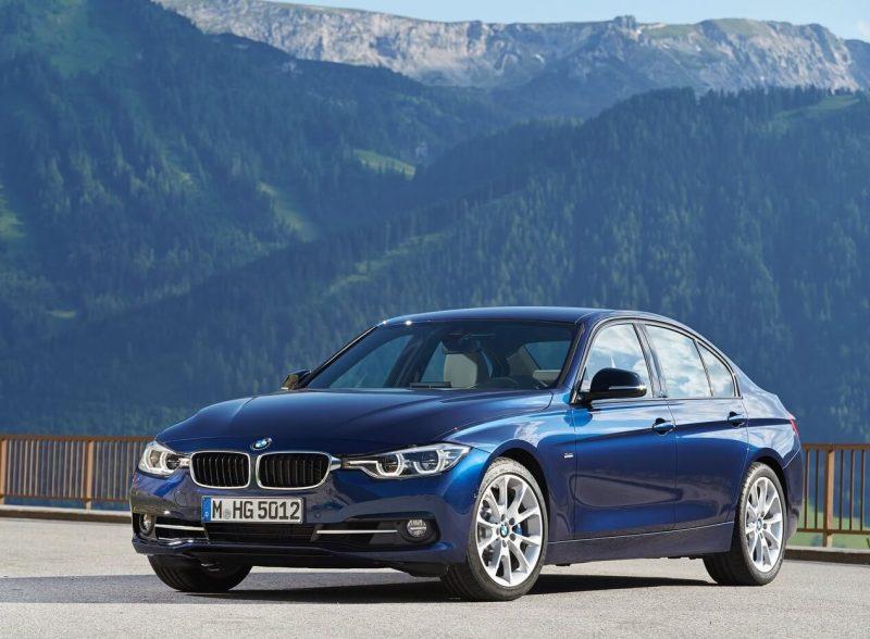 BMW 3-Series car