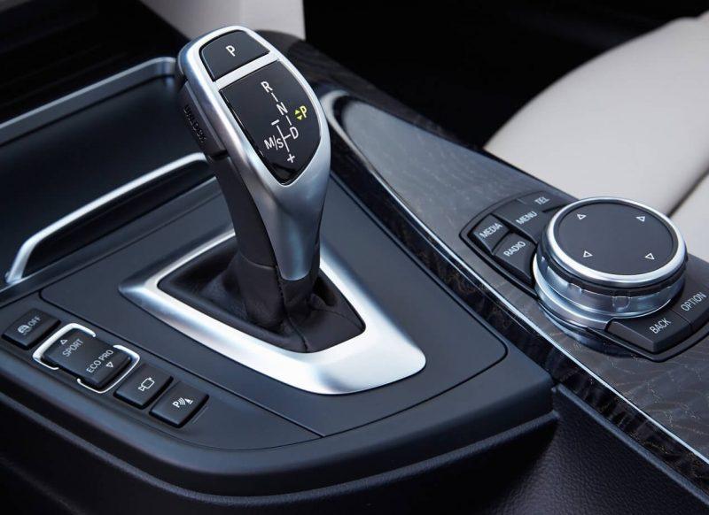 BMW 3 gearbox