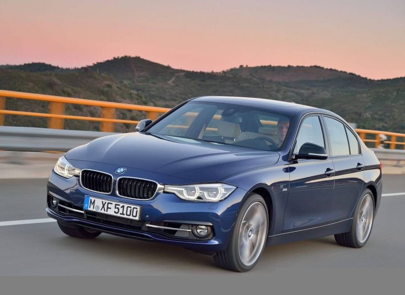 BMW 3-Series photo