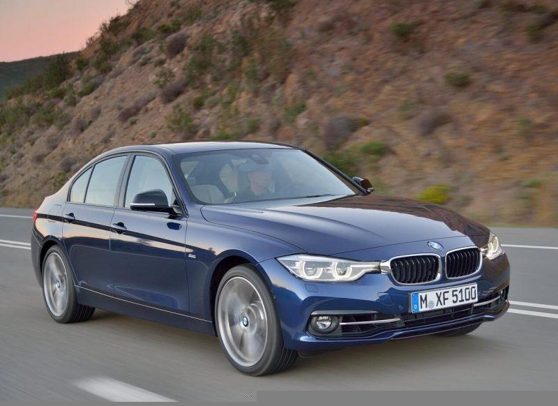 Auto BMW 3-Series