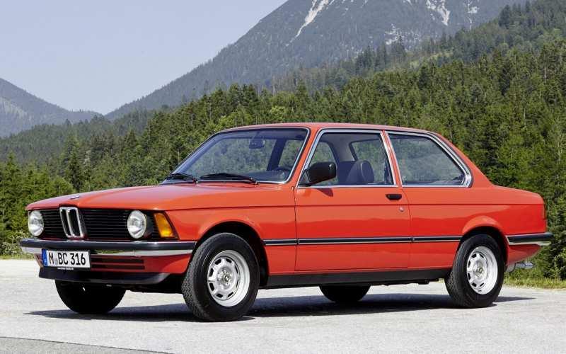 Photo BMW 3 E21