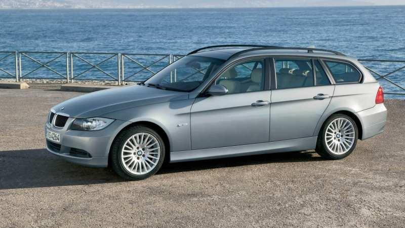 Photo BMW 3 E91