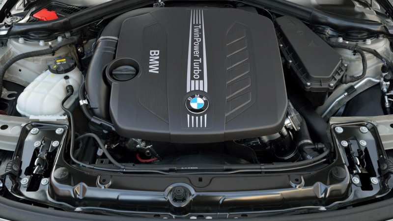 BMW 3 F30 motor