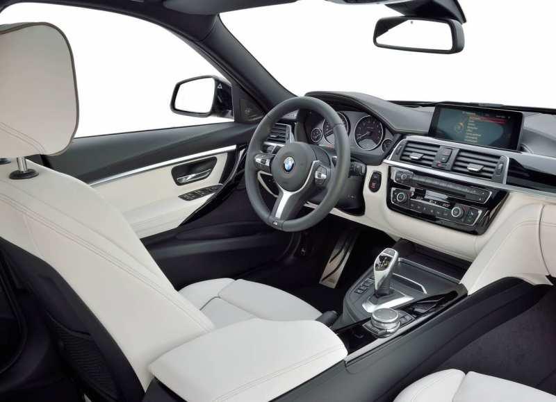 Interior BMW 3-Series