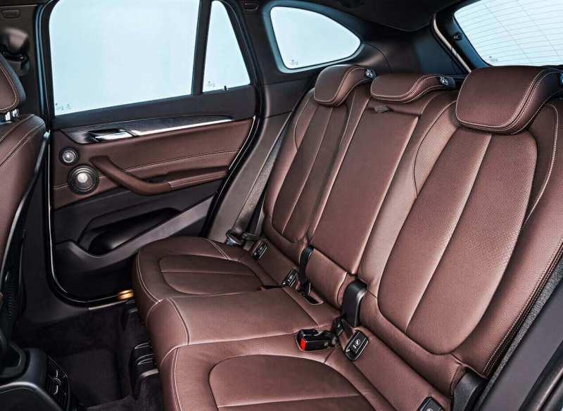 Rear sofa BMW X1