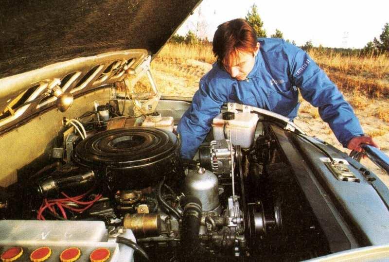GAZ-2308 engine