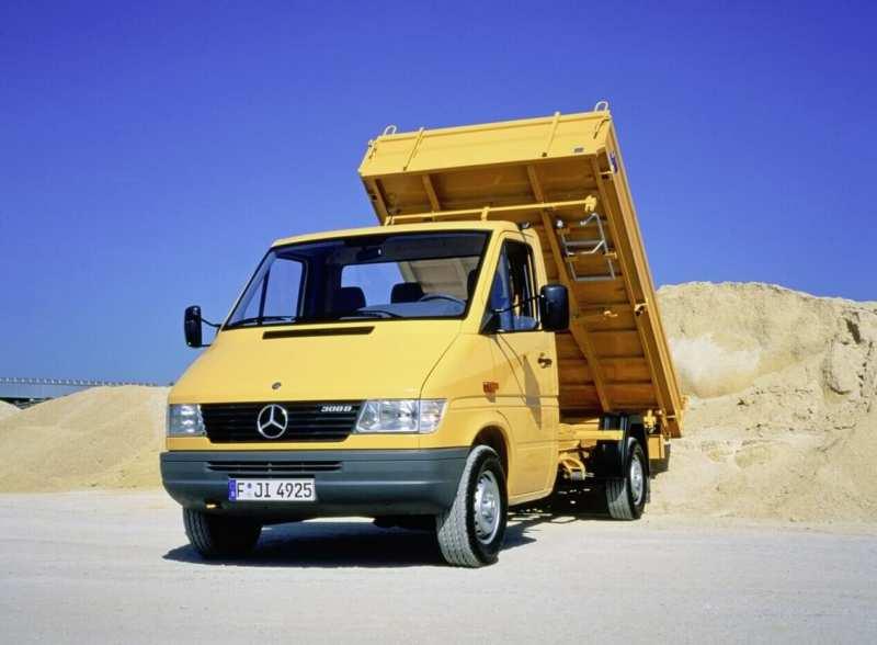 Mercedes-Benz Sprinter first generation