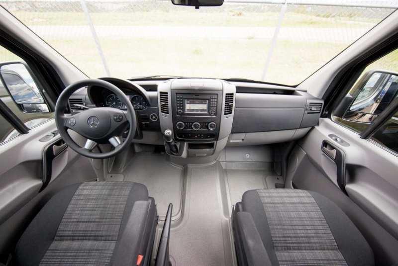 Interior Mercedes-Benz Sprinter