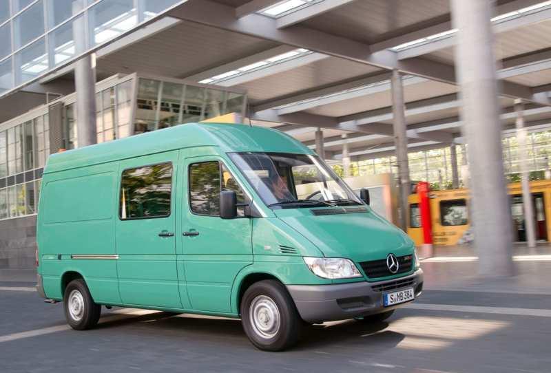 Mercedes-Benz Sprinter second generation