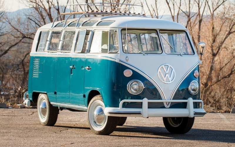Volkswagen T1 Deluxe Microbus