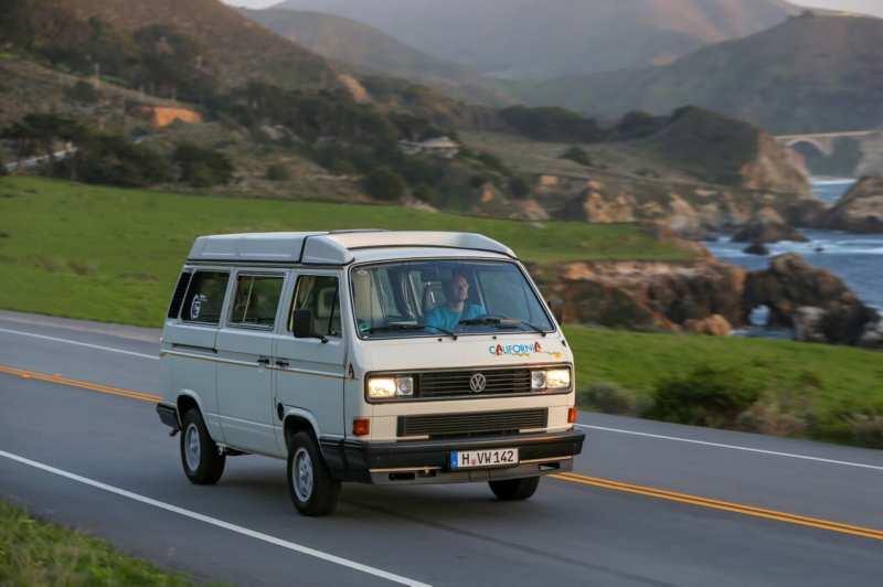 Volkswagen California (T3)