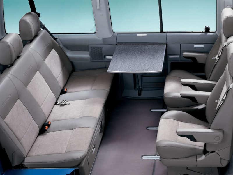 Interior Transporter T4