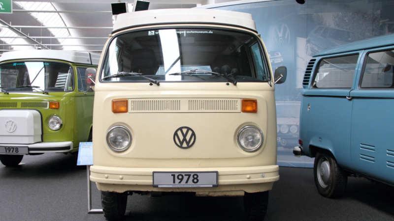 Volkswagen Transporter Т2