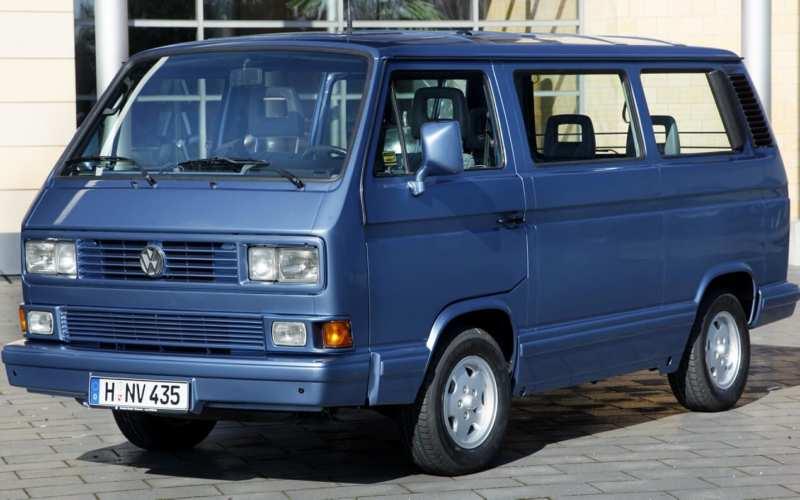 Volkswagen Caravelle 1981