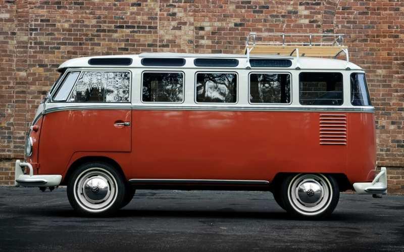 Volkswagen Transporter T1 Samba Bus