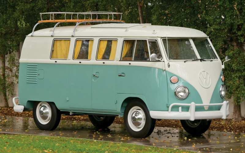 Volkswagen T1 Westfalia Camper