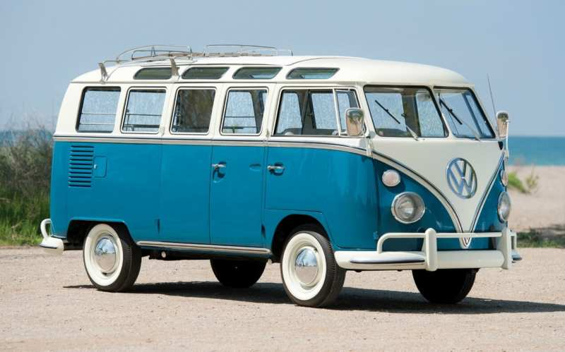 Volkswagen T1 Samba Bus 1964