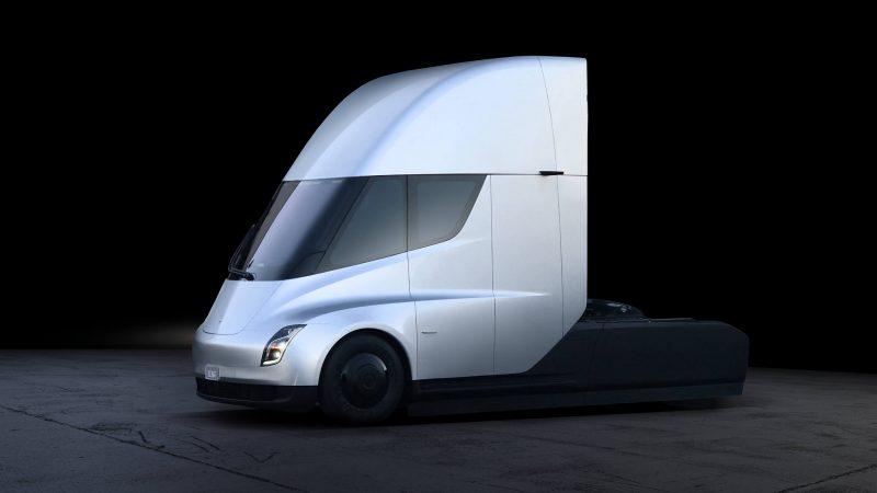 Tesla Semi cab
