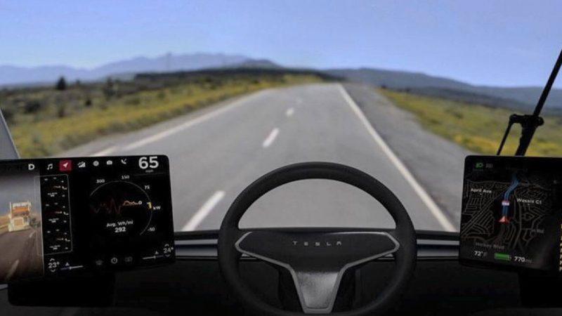 Safety Tesla Semi