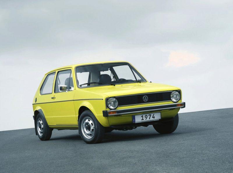 Volkswagen Golf first generation