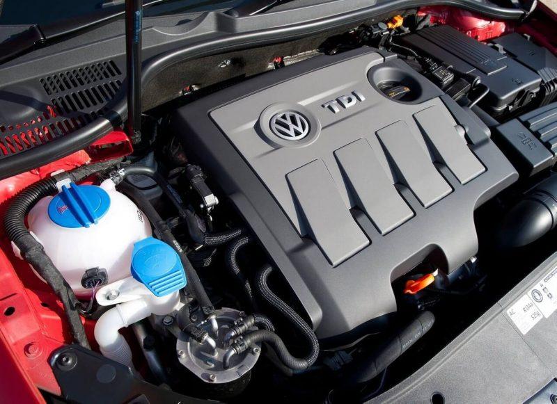 Diesel engine Golf 6