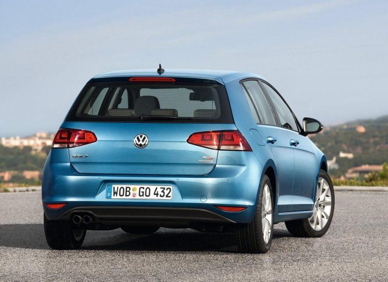 Hatchback Volkswagen Golf 7