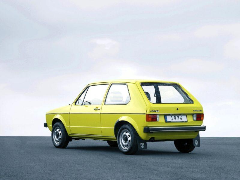 Volkswagen Golf 1973