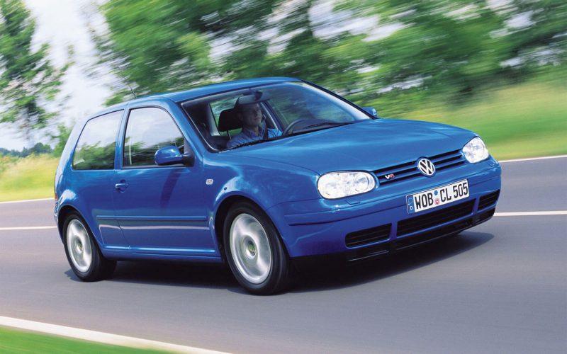 Volkswagen Golf of the fourth generation