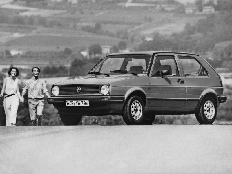 Volkswagen Golf 1984
