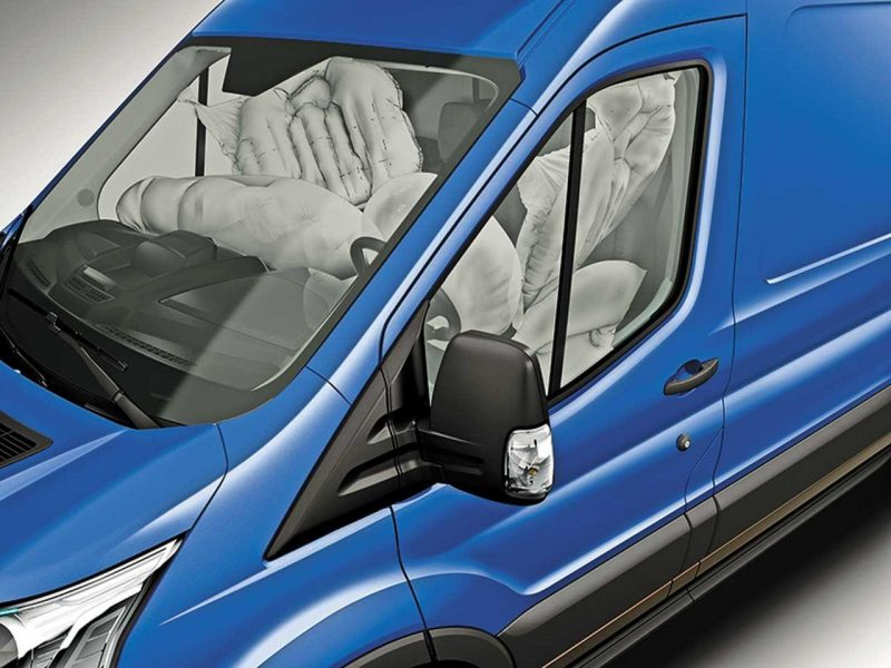 Ford Transit Airbags