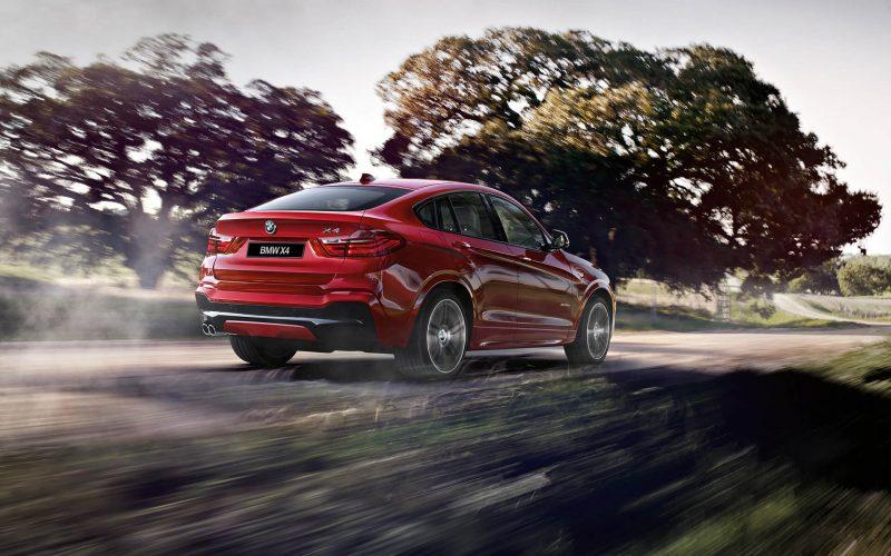 BMW X4 photo