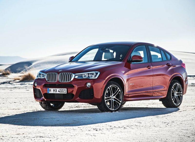 BMW X4 car photo