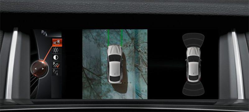 BMW X4 Circle view