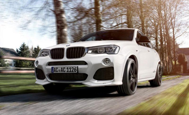 BMW X4 Tuning