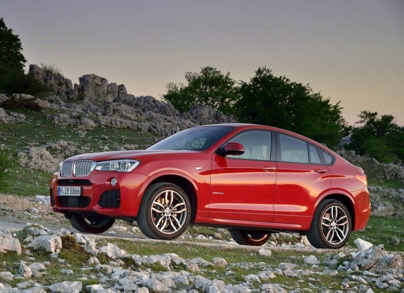 BMW X4 photo auto
