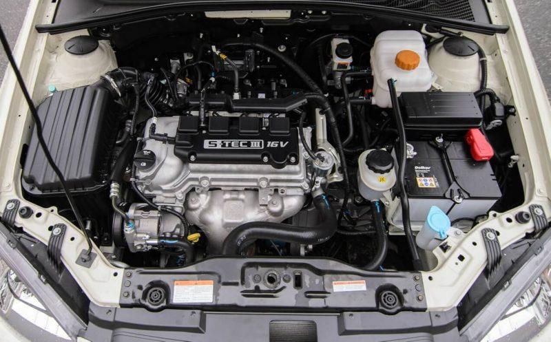 Daewoo Gentra engine