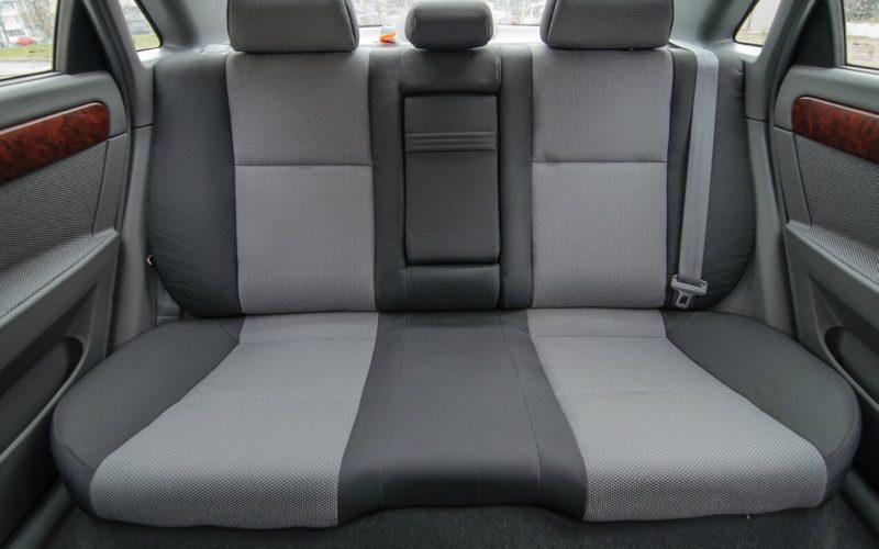 Back row Daewoo Gentra