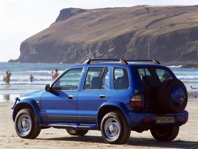 Photo of KIA Sportage 1993
