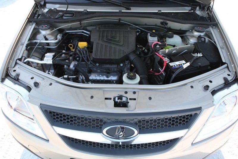 Lada Largus Kross engine